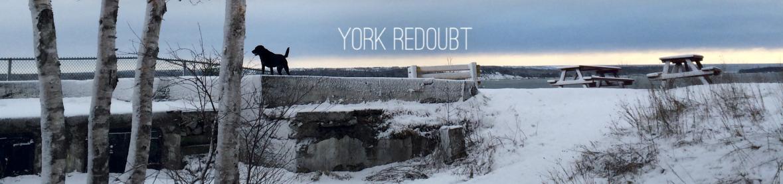 York Redoubt Dog-Friendly