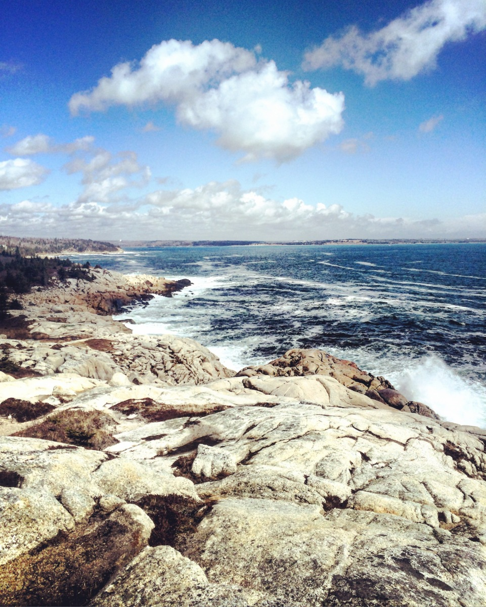 Herring Cove Provincial Park Reserve in Halifax, Nova Scotia